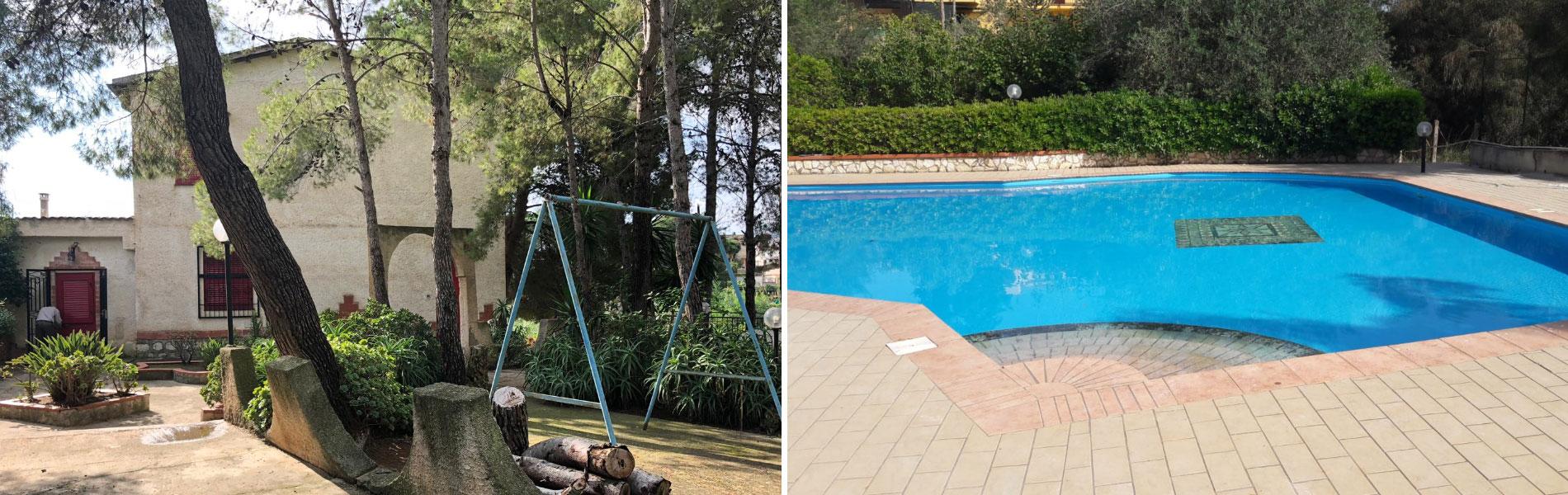 Splendida villa con piscina e giardino
